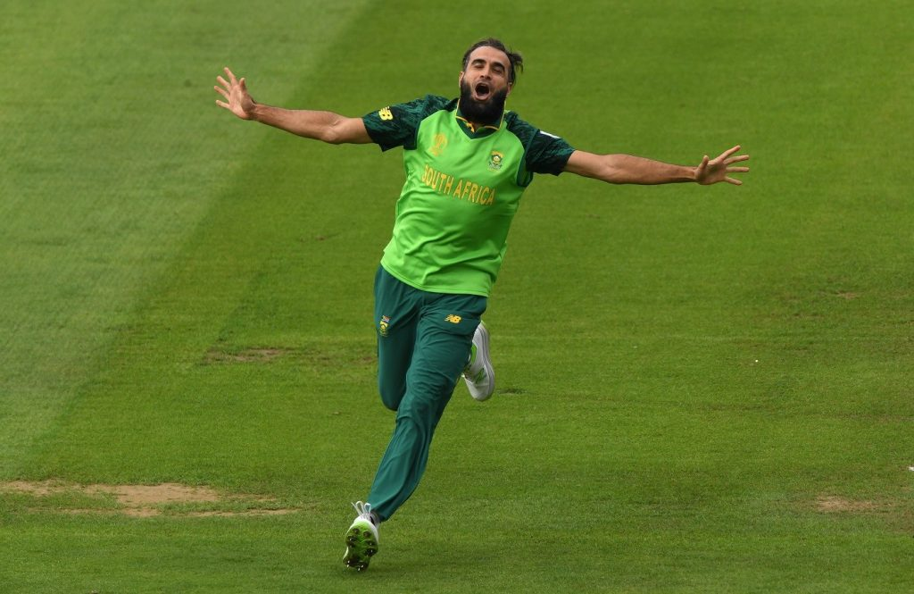 Imran Tahir Becomes the highest Wicket-Taker for SA