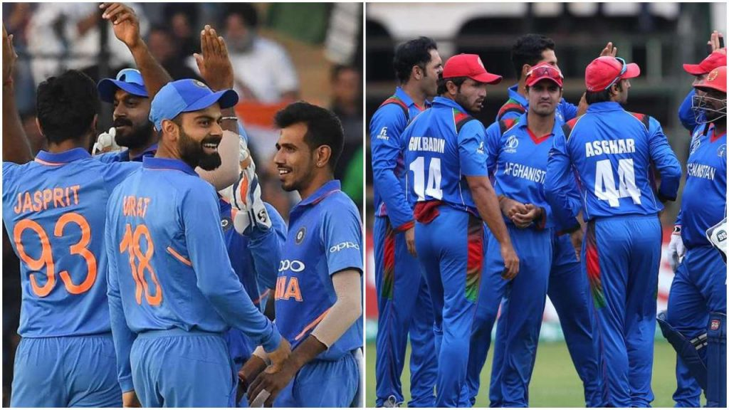 India vs Afghanistan Rivalry