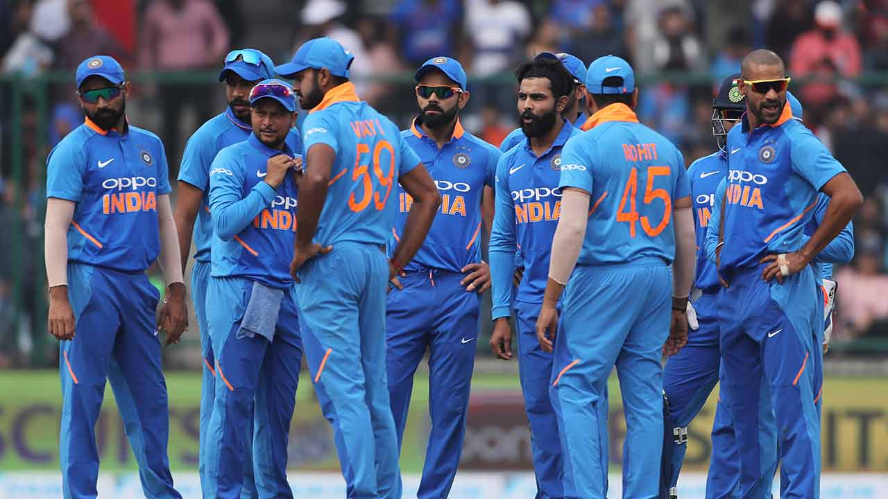 India team world cup 2019