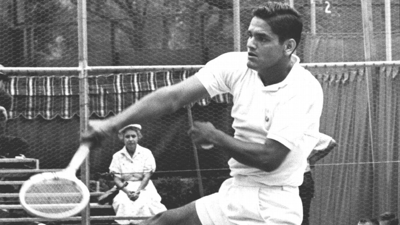 Legendary Indian Tennis Players