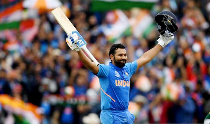 Rohit Sharma: 140 (vs Pakistan)