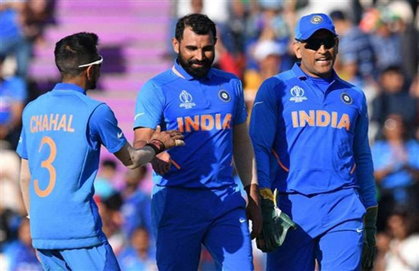Shami reveals Dhoni advice