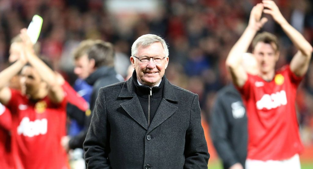 Sir Alex retirement