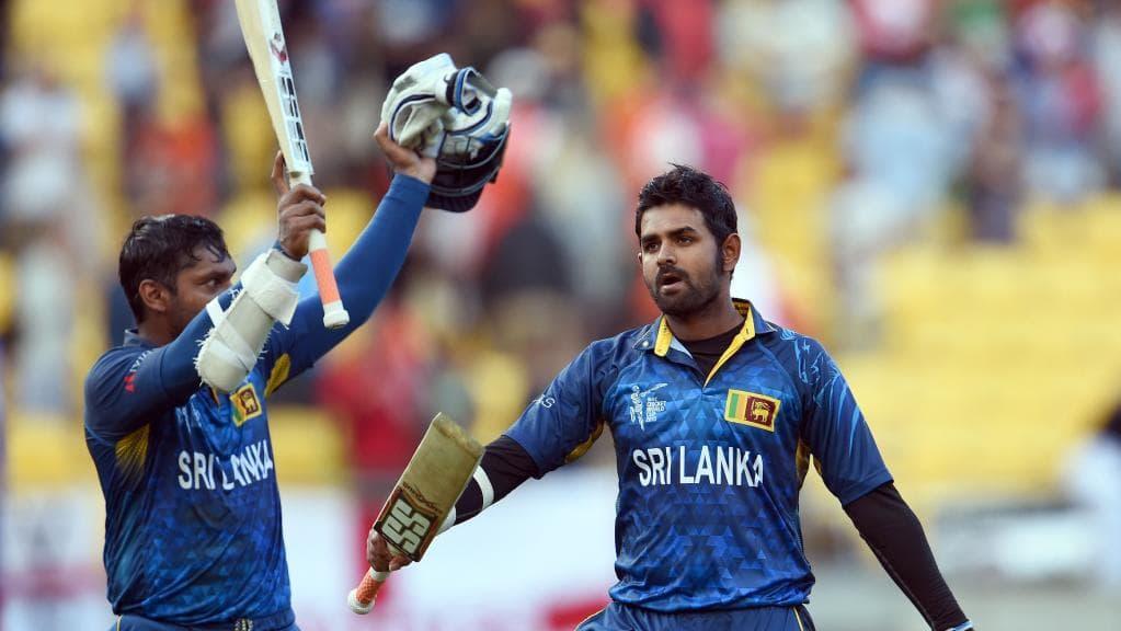 Sri Lanka: 312/1 vs England, 2015