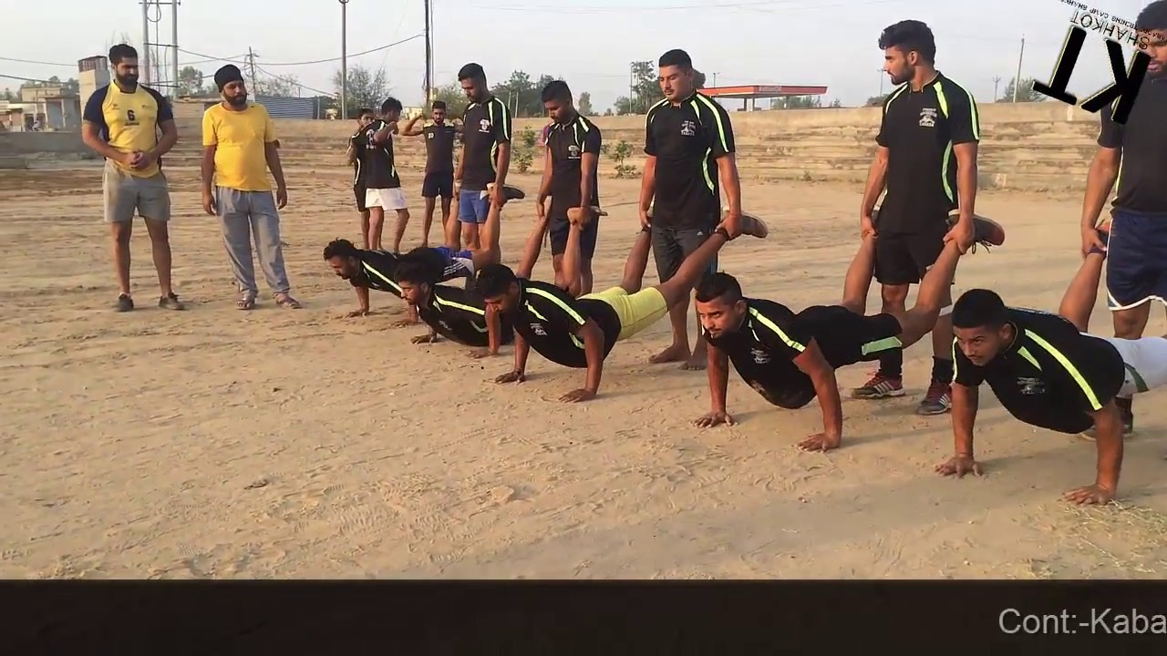 Kabaddi Tips and Tricks fitness