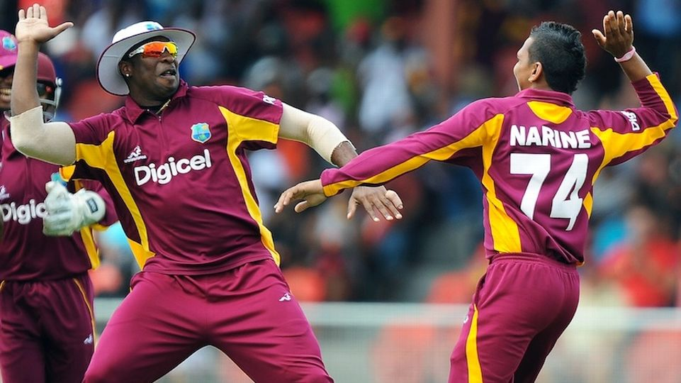 Pollard and Narine in West Indies's T20 squad