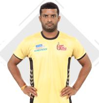 Suraj Desai Profile, Statistics, Raid Points & Team - SportzCraazy