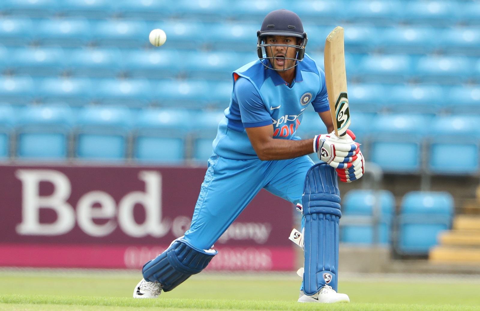 Vijay Shankar Ruled Out of World Cup 2019