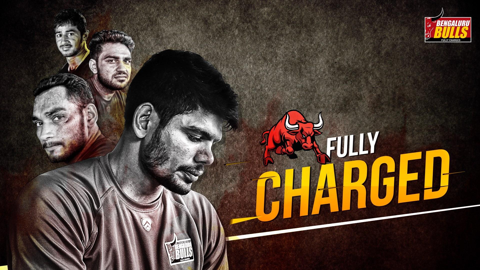 Bengaluru Bulls Team 2019