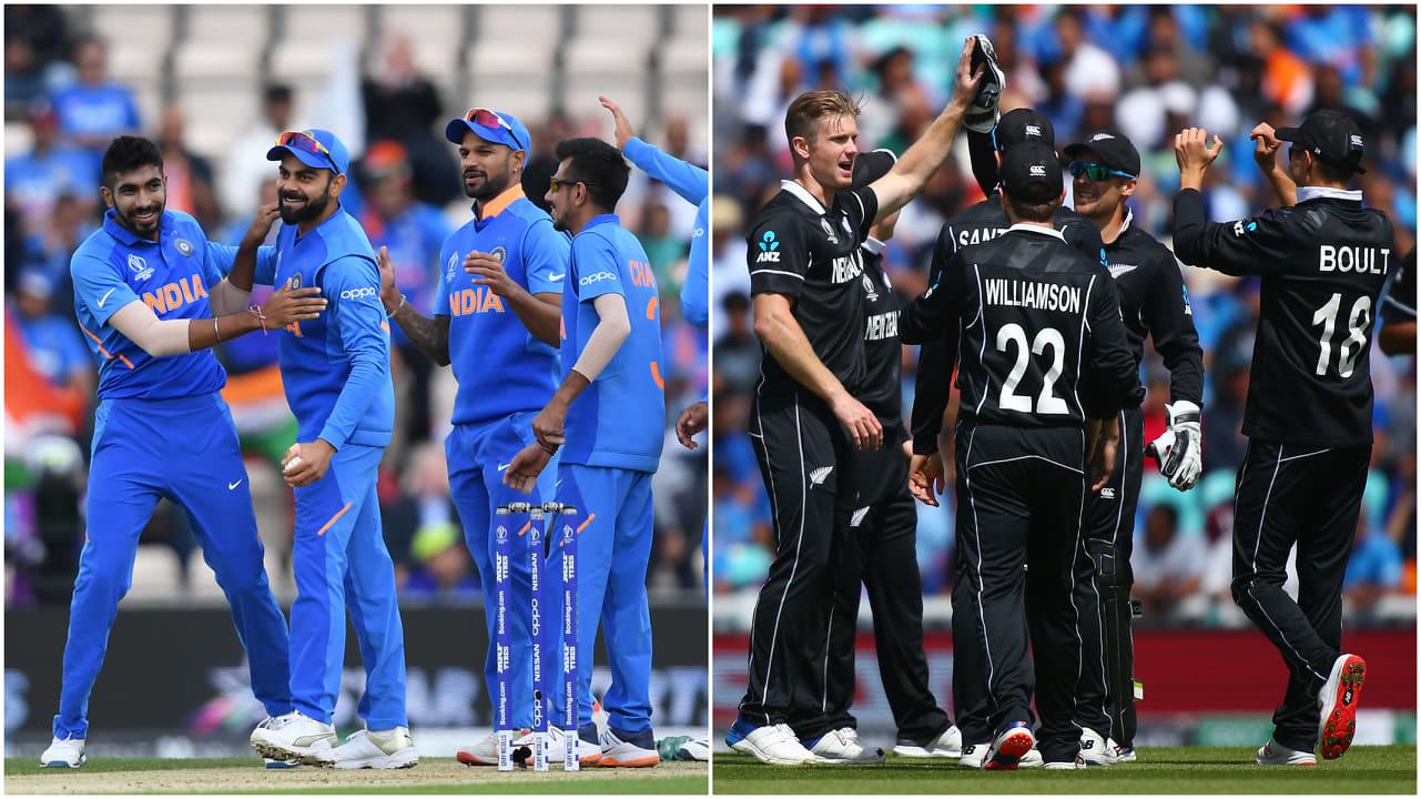 India vs New Zealand Photo