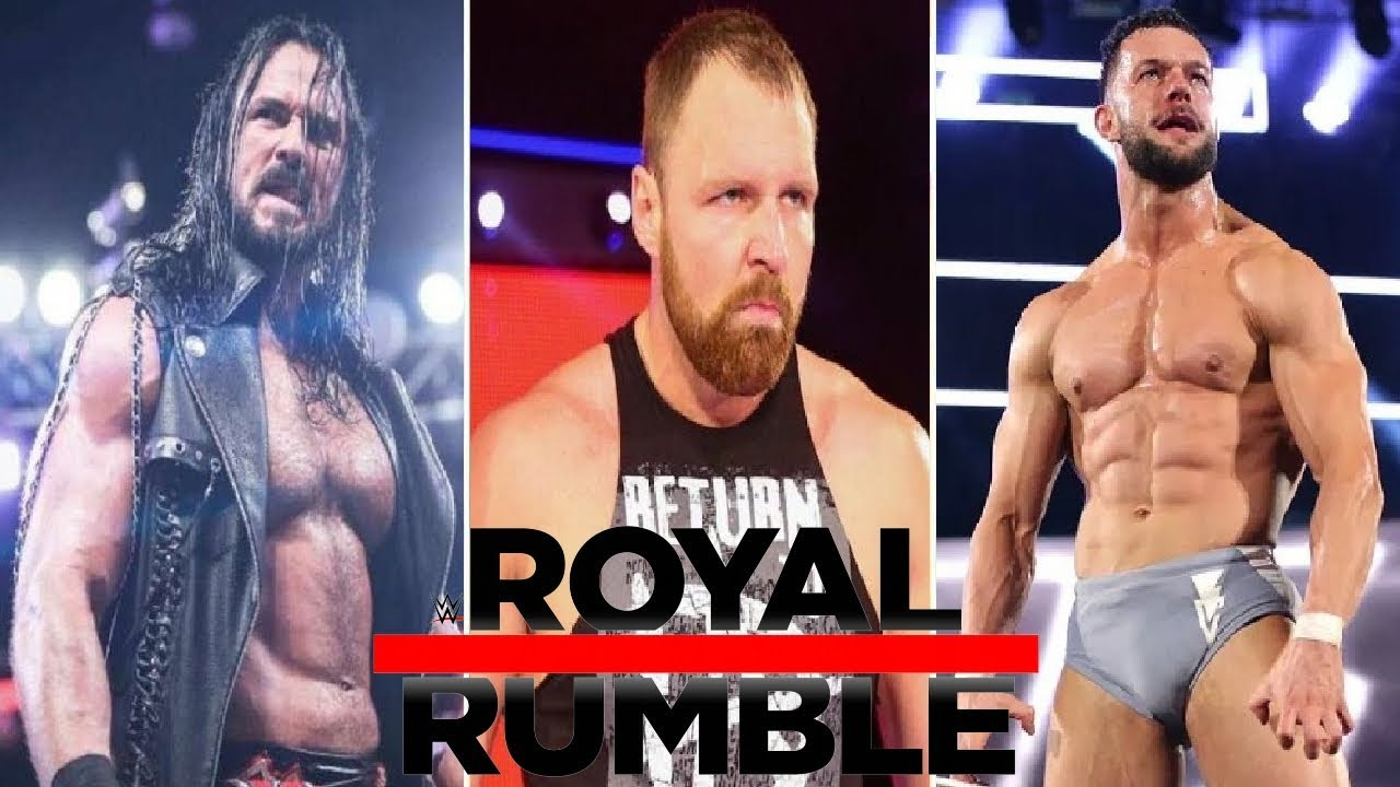 Wwe Royal Rumble 2020 Full Show.5 Wwe Superstars Who Could Win Royal Rumble 2020