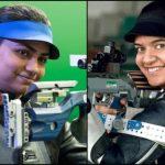 Apurvi Chandela, Divyansh Singh Panwar shoot 10-metre gold at Mayton Cup