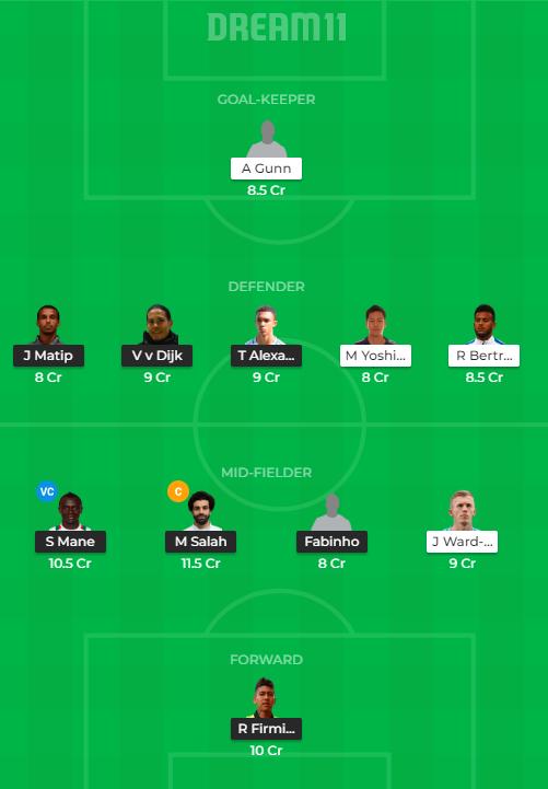 LIV vs SOU Dream11 Match Prediction