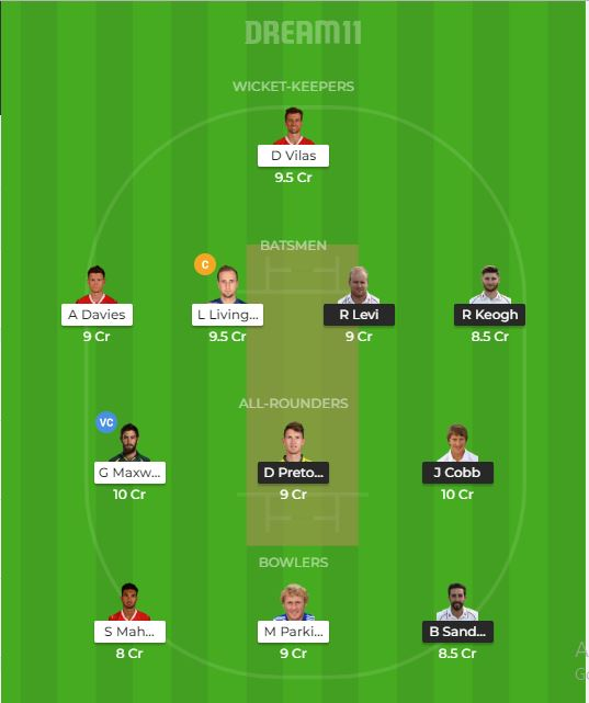 NOR VS LAN Dream11 Match Prediction