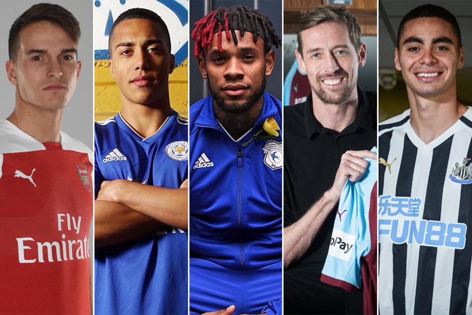 Premier League Transfer List 2019