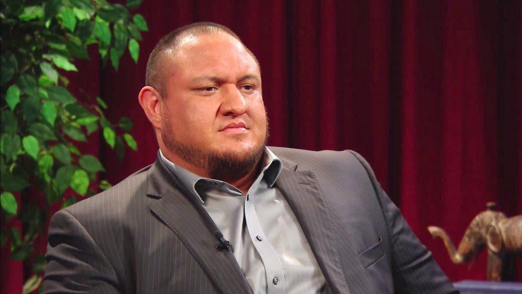 Samoa Joe Net Worth