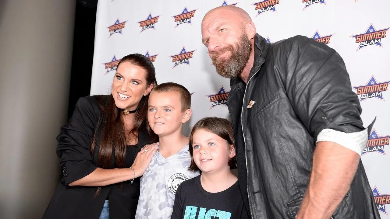 Triple H Personal Life