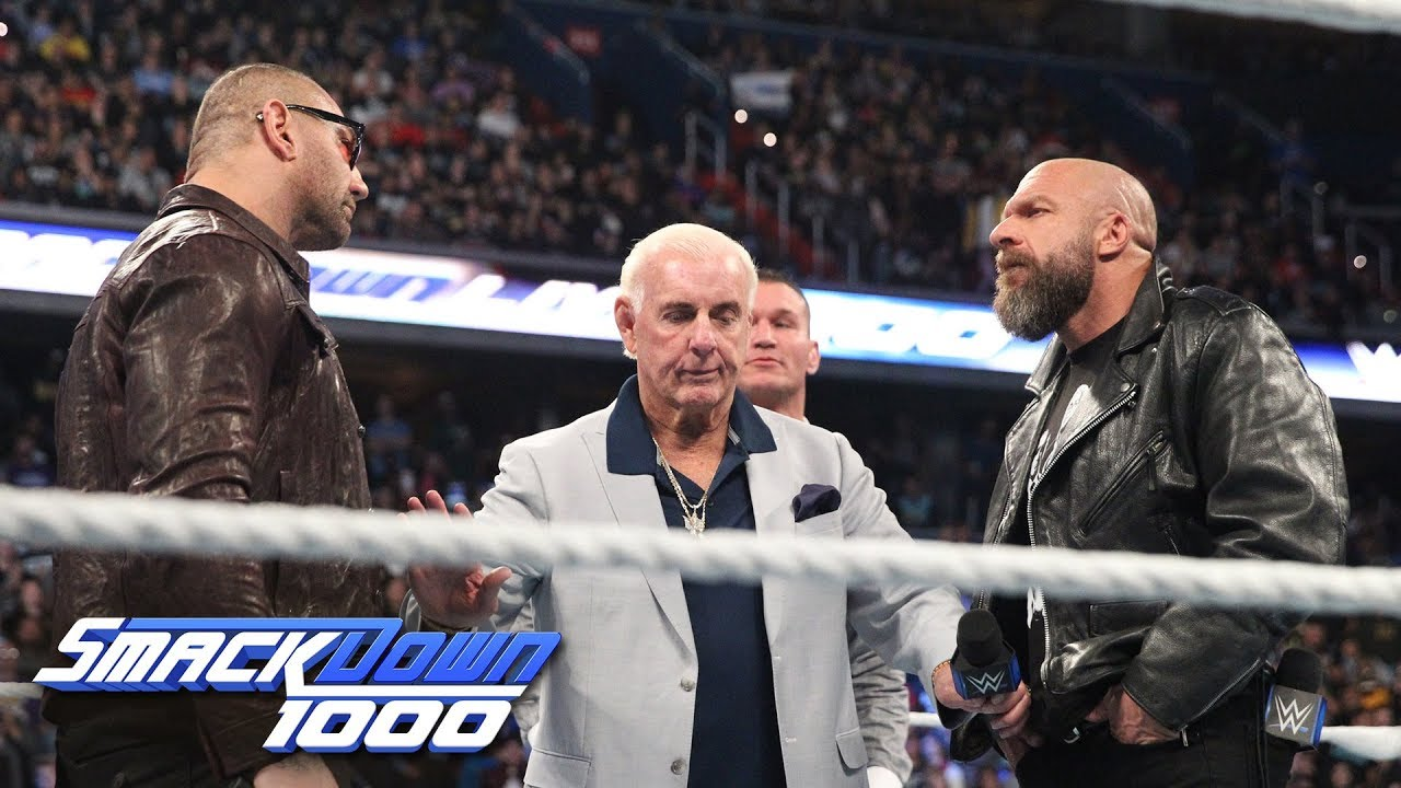 Bautista SmackDown's 1000