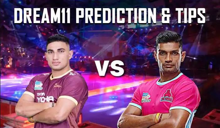 Jaipur Pink Panthers vs UP Yoddha Dream11 Prediction