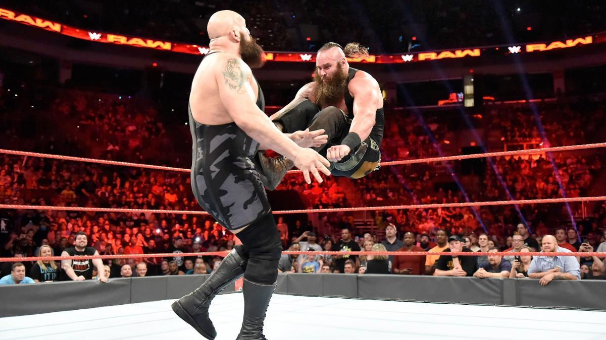 Braun Strowman fight