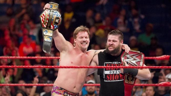 Chris Jericho Achievements