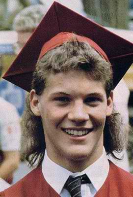 Chris Jericho childhood