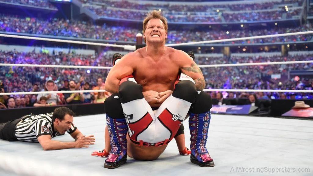 Chris Jericho fight