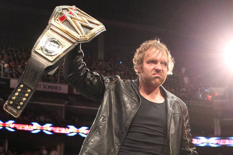 Dean Ambrose Achievements