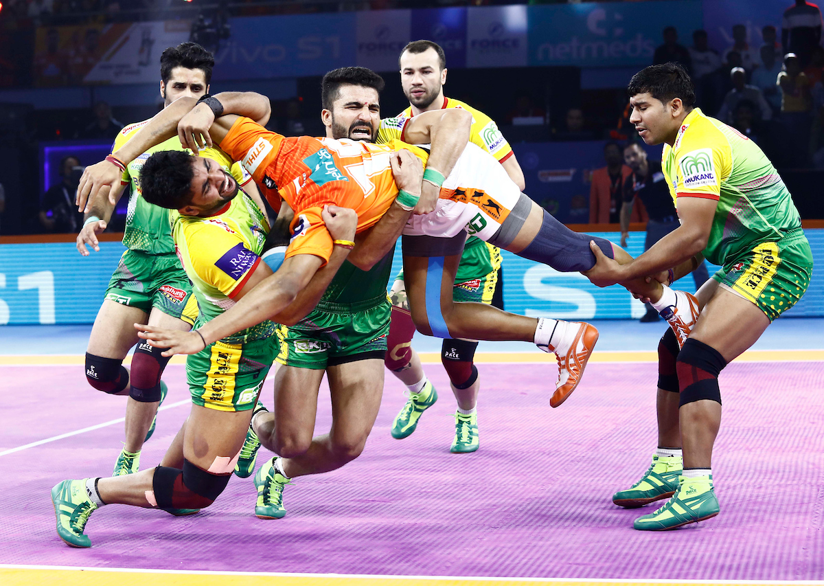 Puneri Paltan vs Patna Pirates