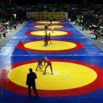 COVID-19: Wrestlers to cut short Azerbaijan stint
