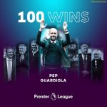 Pep Guardiola sets an emphatic Record after a win over Sheffield United