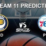 IND vs PHI Dream11 Prediction, Live Score & Indiana Pacers vs Philadelphia 76ers Dream Team: NBA 2019-20 Regular Season