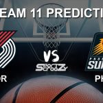 POR vs PHX Dream11 Prediction, Live Score & Portland Trail Blazers vs Phoenix Suns Basketball Match Dream Team: NBA 2019-20 Regular Season