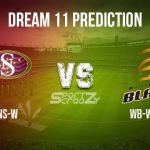 WB-W vs NS-W Dream11 Prediction, Live Score & Wellington Blaze vs Northern Spirit, Cricket Match Dream Team: Women's Super Smash 2019-20, Match-22