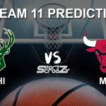 CHI vs MIL Dream11 Prediction, Live Score & Chicago Bulls vs Milwaukee Bucks Dream Team: NBA 2019-20 Regular Season