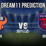 FCG vs ODS Dream11 Prediction, Live Score & Odisha FC vs FC Goa Football Match Dream Team: Indian Super League