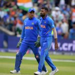 Hardik Pandya believes he will never be as good as Dhoni