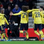 Mesut Ozil and Mikel Arteta praise the Arsenal kids after their FA Cup victory