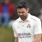 James Anderson injured again; is his international career on its last legs?