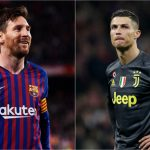 Statistics show Messi & Ronaldo have scored more goals than the club Manchester United