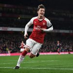 WATCH: Mesut Ozil celebration & Cesc Fabregas praises man in form