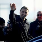 WATCH: Zlatan Ibrahimovic Greets Fans after signing for AC Milan