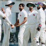 Ranji Trophy Quarterfinals Day 1 report