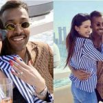 Hardik Pandya announces engagement with a Serbian actress Natasa Stankovic in an Instagram post