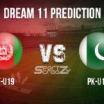 AF-U19 vs PK-U19 Dream11 Prediction, Live Score & Afghanistan U19 vs Pakistan U19, Cricket Match Dream11 Team: ICC U19 World Cup
