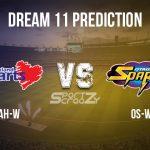 AH-W vs OS-W Dream11 Prediction, Live Score & Auckland Hearts vs Otago Sparks, Cricket Match Dream Team: Women's Super Smash 2019-20, Preliminary Final