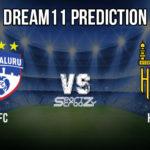 BFC vs HYD Dream11 Prediction, Live Score & Bengaluru FC vs Hyderabad FC Football Club Match Dream Team: Indian Super League