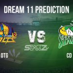 CD vs OTG Dream11 Prediction, Live Score & Central Districts vs Otago  Volts, Cricket Match Dream11 Team: Dream11 Super Smash-Men's