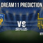 CFC vs HYD Dream11 Prediction, Live Score & Chennaiyin FC vs Hyderabad FC Football Club Match Dream Team: Indian Super League