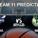 CHA vs MIL Dream11 Prediction, Live Score & Charlotte Hornets vs Milwaukee Bucks Basketball Match Dream Team: NBA 2019-20 Regular Season